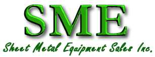 Sheet Metal Equipment Sales, Green Bay, WI